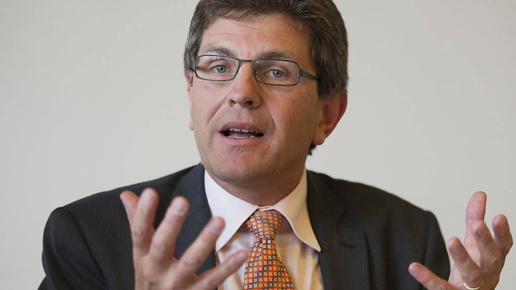 Der Sozialdemokrat Erich Fehr bleibt für weitere vier Jahre Bieler Stadtpräsident.