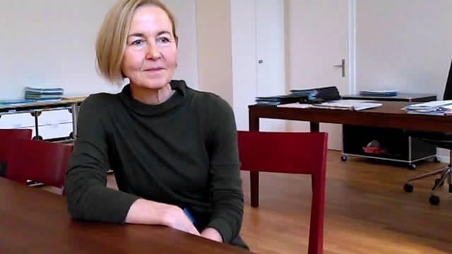 Solothurner Regierungsrätin Susanne Schaffner 100 Tage im Amt