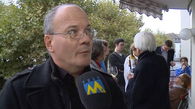 """Max Chopard, SP: """"Es ist eine Enttäuschung - aber jemanden muss es treffen, wenn eine Partei einen Sitz verliert."""""""