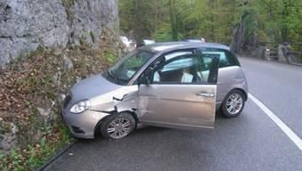 Unfall Ettingen