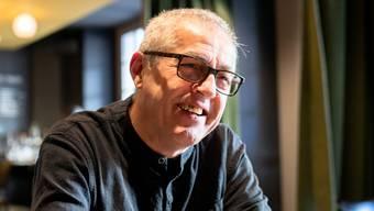 Günter Baumann, Schauspieler aus Wien, ist seit 2007 Ensemble-Mitglied beim Tobs. Er liebt Solothurn.