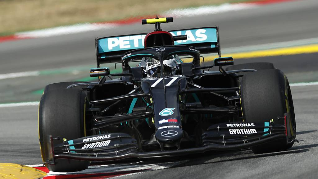 Hitze und Verstappen als Spielverderber für Mercedes?