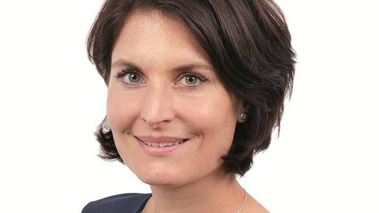 Übernimmt das Amt interministisch: Saskia Schenker.