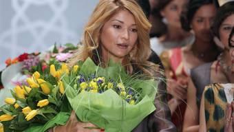 Gulnara Karimowa, Tochter des ehemaligen usbekischen Autokraten Islam Karimow, soll Geldwäsche im grossen Stil betrieben haben.
