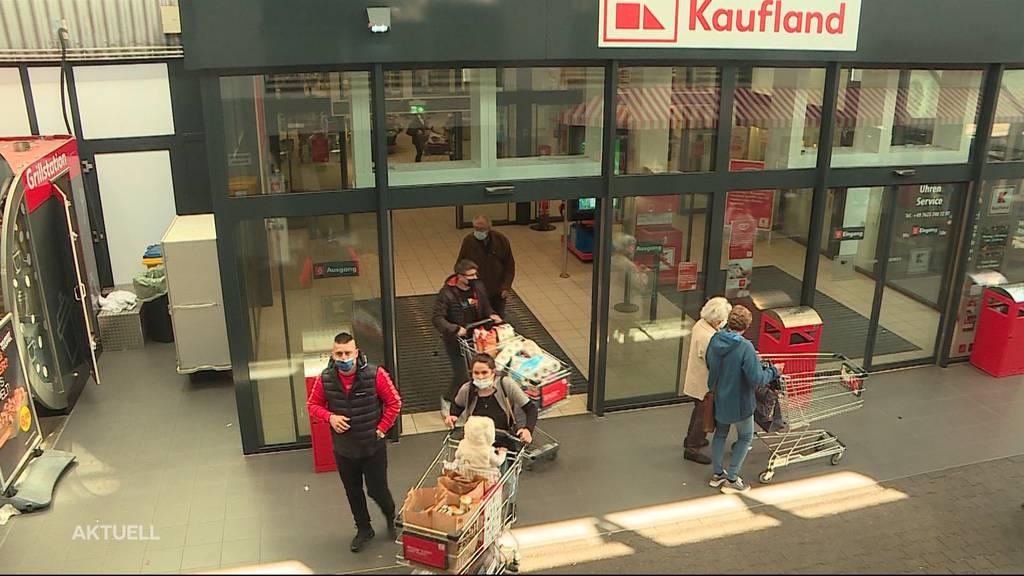 Wieder da: Was Einkaufstouristen nach der Grenzöffnung alles shoppen