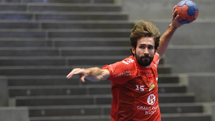Oliver Mauron und sein TV Endingen müssen sich auswärts gegen Pfadi Winterthur deutlich geschlagen geben.