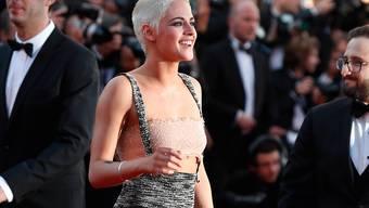Feierte am Filmfestival in Cannes ihr Regiedebüt: Schauspielerin Kristen Stewart.