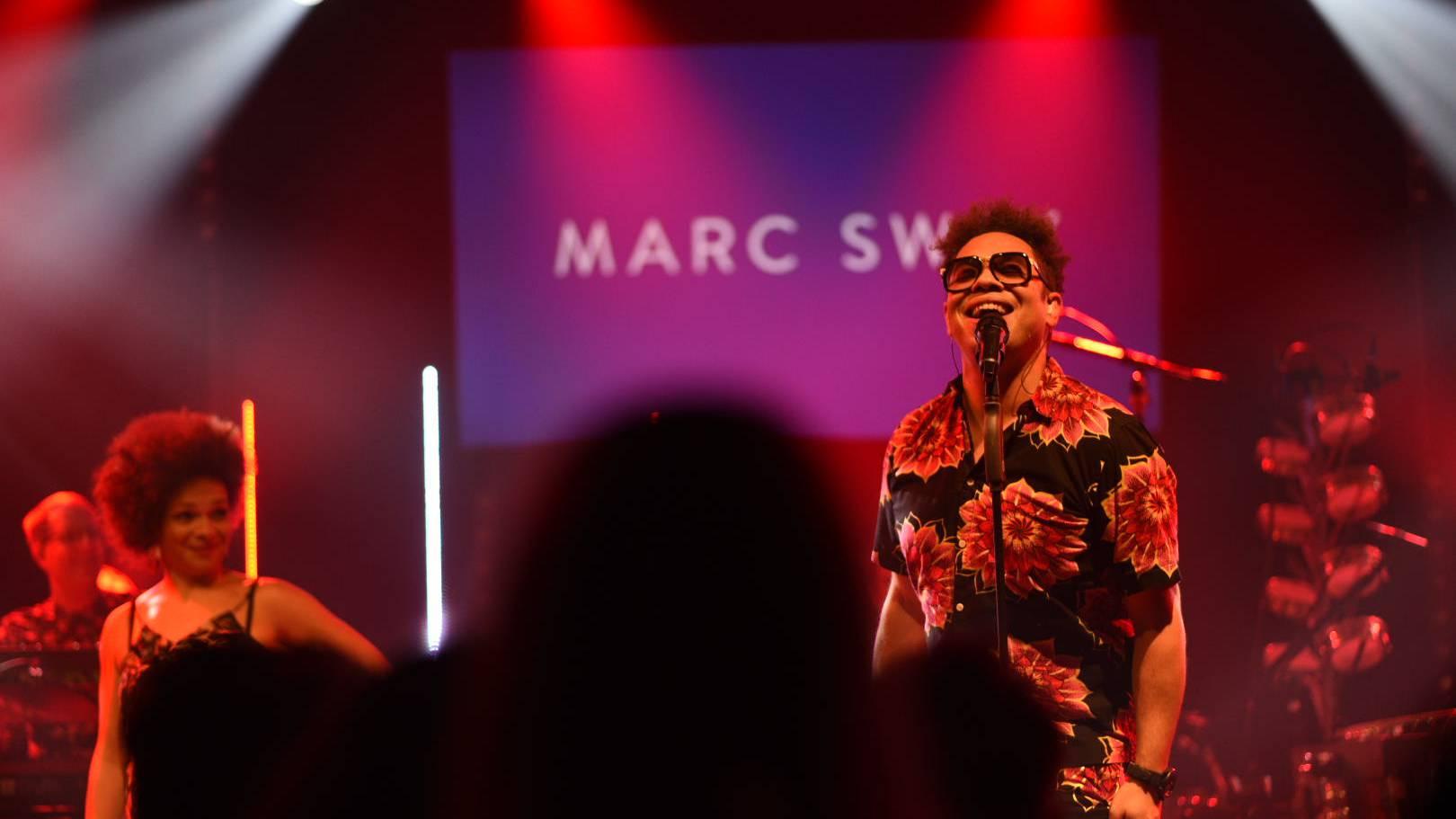 Marc Sway: Zwei Konzerte in der Zentralschweiz