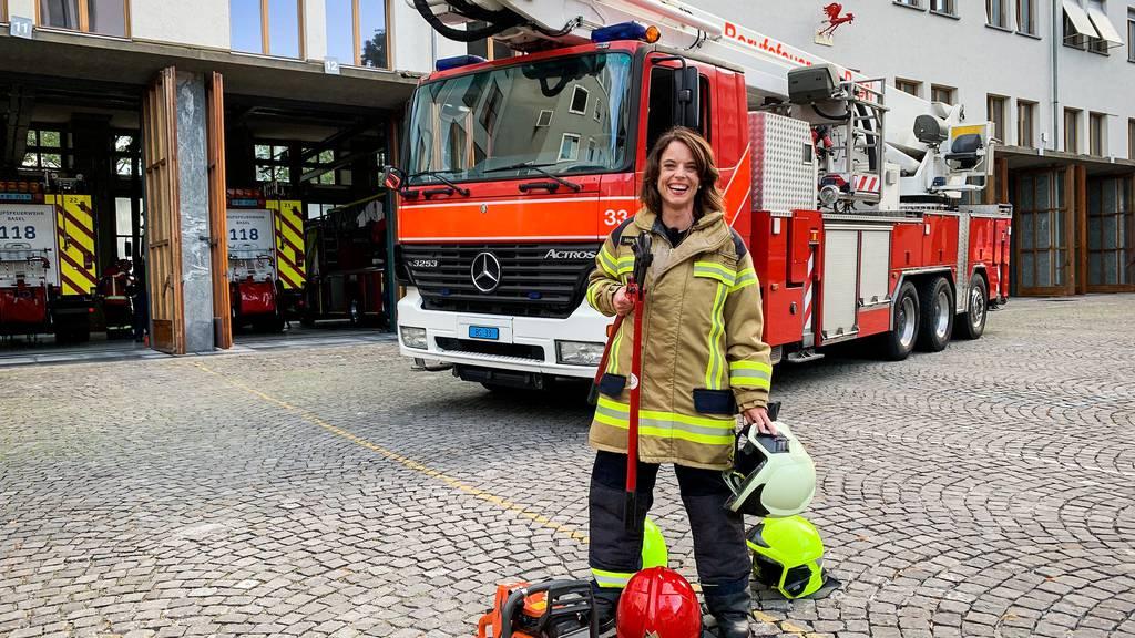 Die Sendung von Mona Vetsch bei der Berufsfeuerwehr Basel sorgte wegen einer Todesszene für Aufruhr.