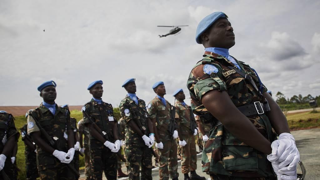 Studenten protestieren gegen Uno-Mission im Kongo