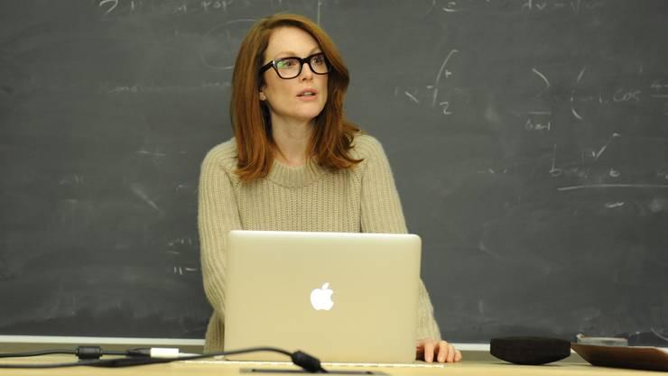 Julianne Moore betrieb akribische Feldforschung für ihre Rolle als demente Linguistik-Professorin im Film «Still Alice».