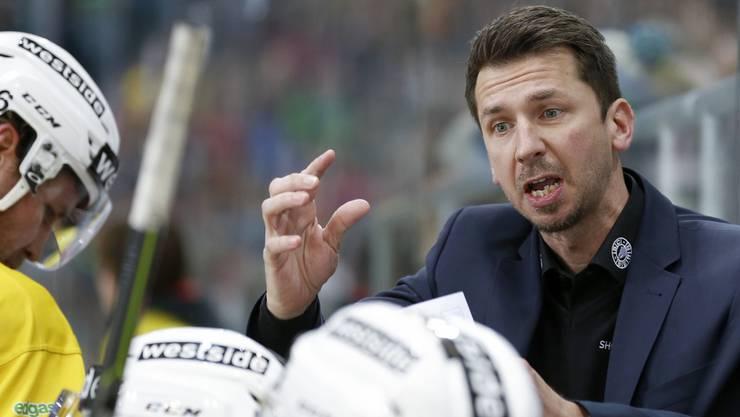Erreicht Lars Leuenberger seine Mannschaft noch?