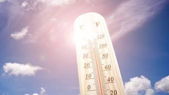 Wenn die Temperaturen steigen, nimmt auch die Ozonbelastung zu. (HO)