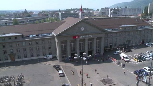 Bieler Bahnhofsplatz: Volk gegen Gemeinderat