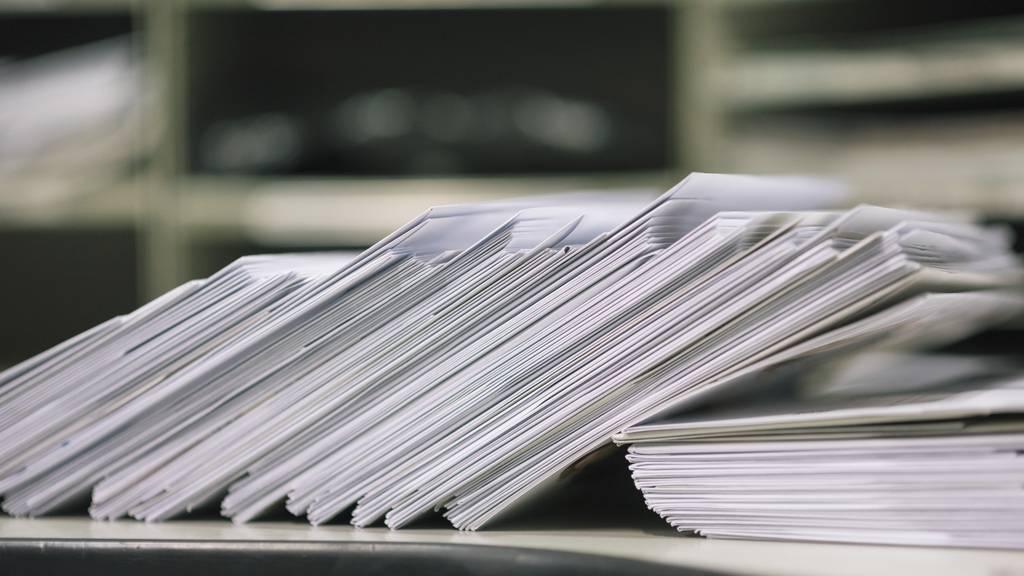 Bern schreibt Briefe an die Zukunft