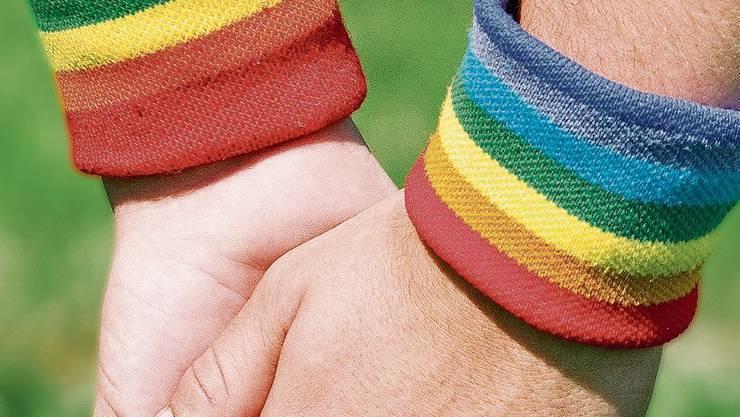 Der Gesetzgeber will Homosexuelle besser schützen.