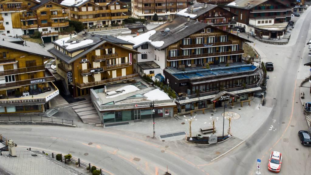 Walliser Gemeinde verteilt 120-Franken-Bon an jeden Einwohner