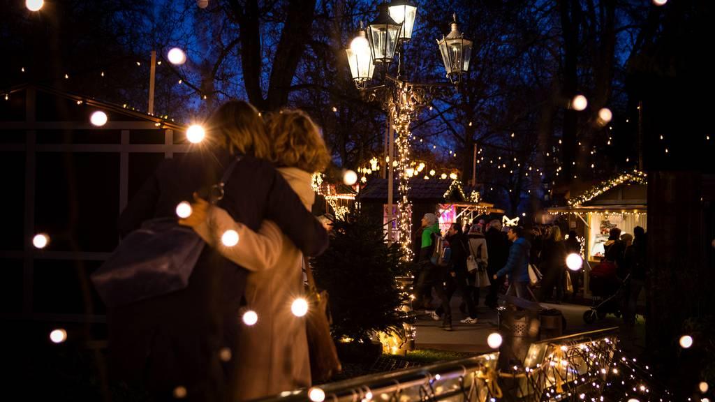 Weekend: Weihnachtsmärkte, Samichlaus-Umzüge und Gamen