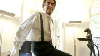 Der Modeschöpfer Emanuel Ungaro ist gestorben.