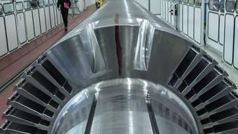 Die Deutschen Maschinenbauer haben erneut einen Export-Rekord erzielt. (Archiv)