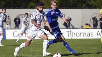 In der 31. Runde der Challenge League trifft der FC Wohlen zuhause auf den FC Winterthur.