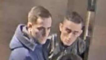 Kantonspolizei Glarus sucht diese Verdächtigen