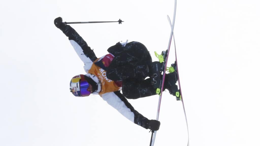 Mit diesem unglaublichen Sprung holt Schweizerin Gold