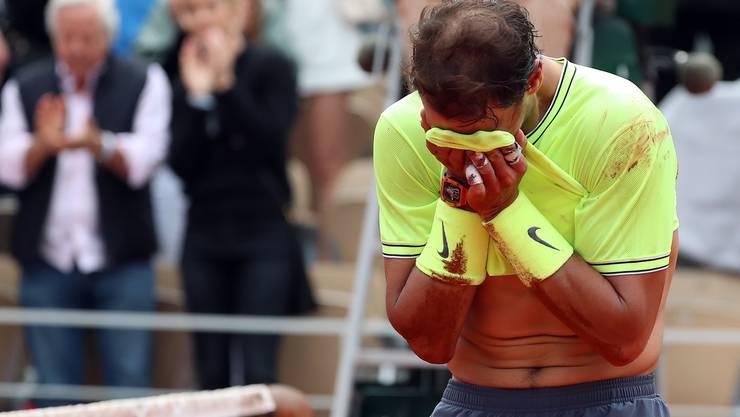 Statt im Frühling spielt Rafael Nadal im Herbst um den 13. Titel bei den French Open. Wenn diese dann auch wirklich stattfinden.