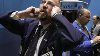 Die Händler an den US-Börsen machten diese Woche grosse Augen - die Kurse stiegen und stiegen (Symbolbild)
