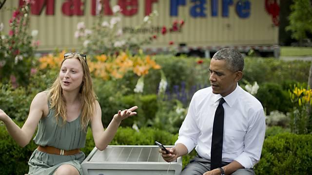 Angezapft: Obamas Emails von Hackern gelesen