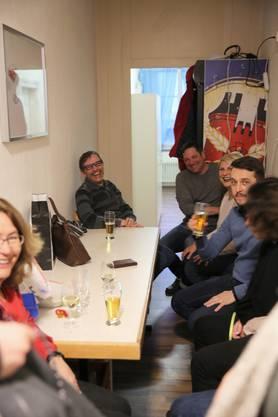 Das Gasthaus Krone in Stetten feierte am Samstag Neueröffnung. Im Bild: Der Gang.