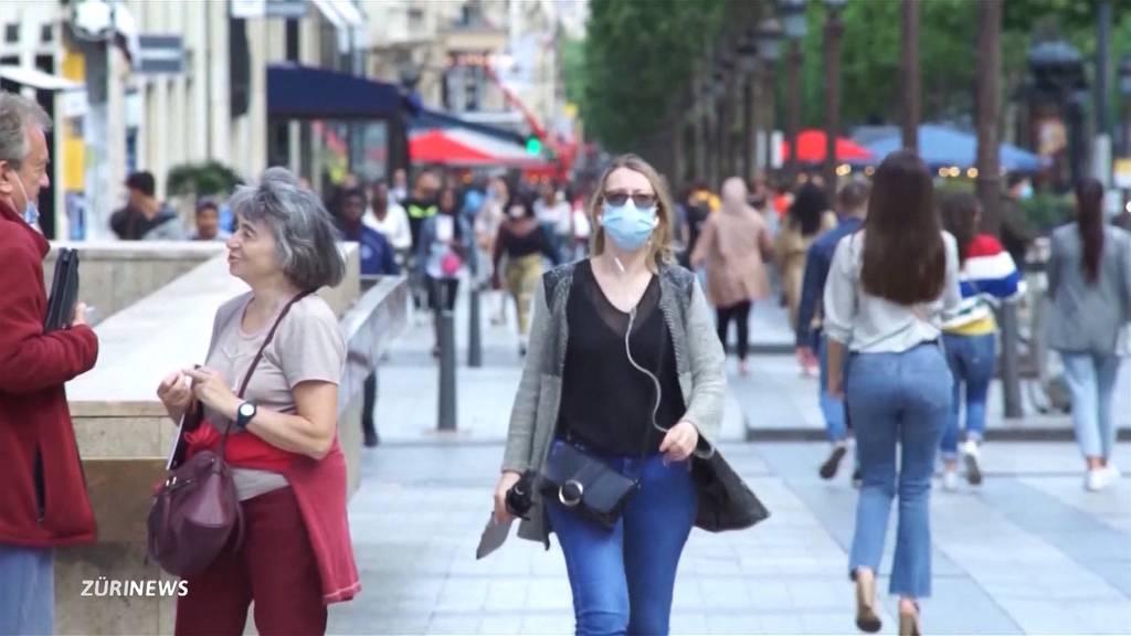 Grossstädte stehen im Brennpunkt der Corona-Pandemie