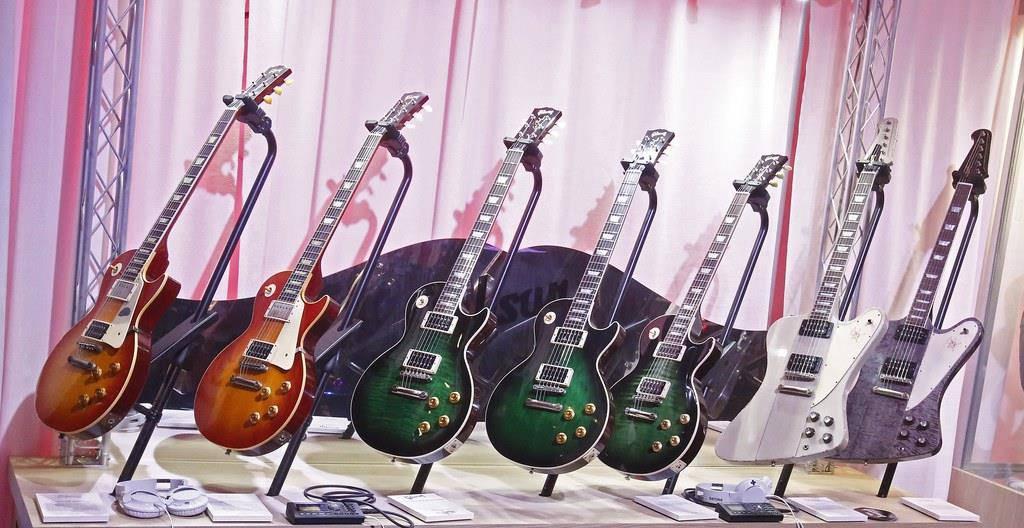 Gibson ist kurz vor dem bankrott (© KEYSTONE)