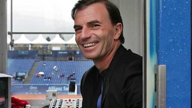 Neue Herausforderung für Heinz Günthardt