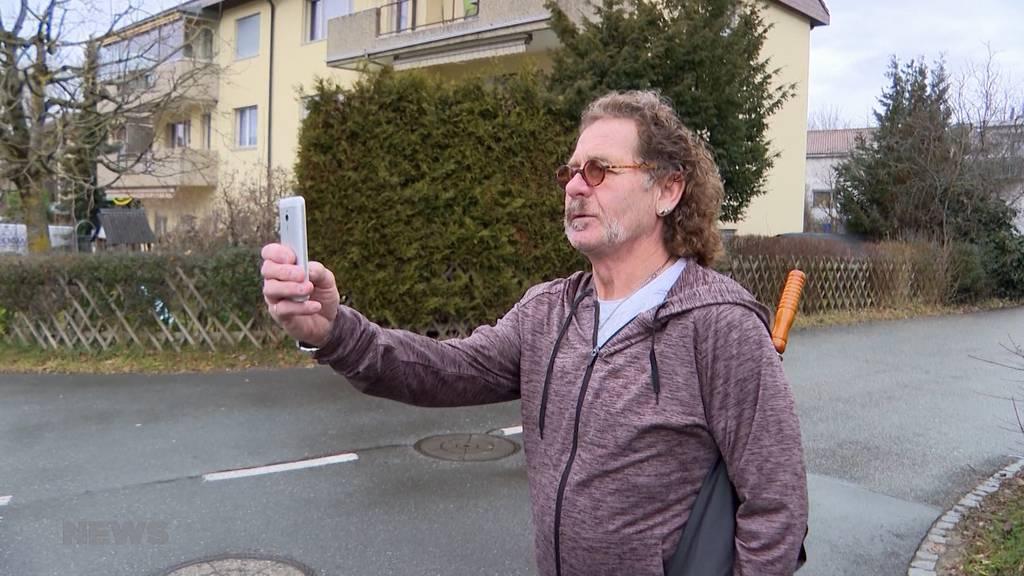 Rentner nach Streit mit Polizei angezeigt