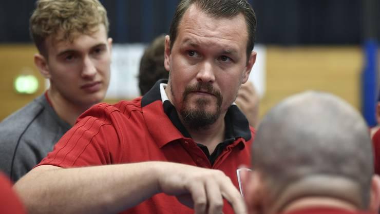 HSC-Trainer Misha Kaufmann bedauert den Abgang seines zweifachen Saison-Topskorers Milan Skvaril.
