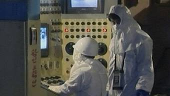 Die Atomwaffenfabrik Yongbyon in Nordkorea