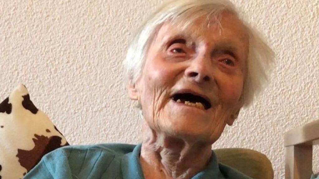 Die älteste Schweizerin ist gestorben