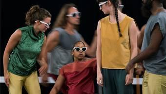 Produktionen wie «One at a time» von Alessandro Schiattarella werden schweizweit gezeigt.Sabine Burger