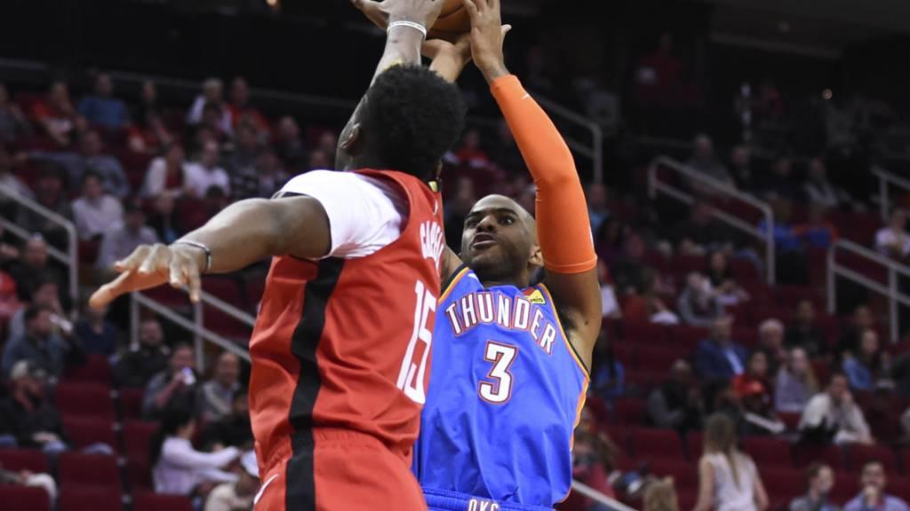 Chris Paul zu den Phoenix Suns