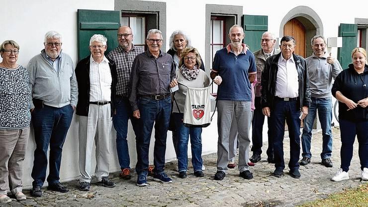 Die IG Pro Suhr, die Ortsparteien SVP und FDP, darunter alt Gemeindepräsident Beat Rüetschi, haben die Fusion erfolgreich vereitelt.