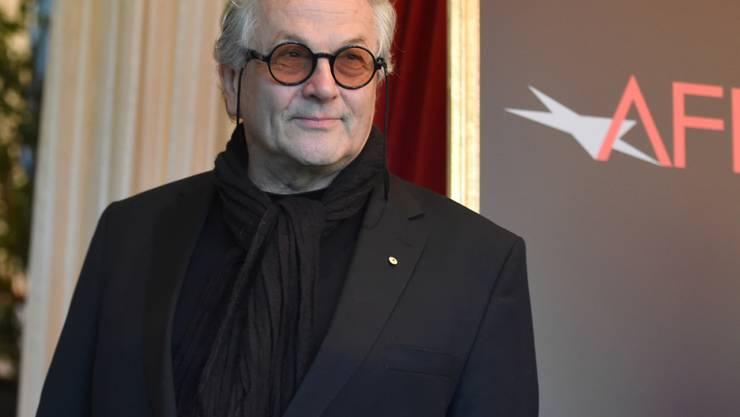 George Miller wird Juryvorsitzender am Filmfestival von Cannes (Archiv 8.1.16).