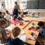 Der Grossteil der Fördermittel kommt in der Volksschule leistungsschwachen Schülerinnen und Schülern zugute. Symbolbild: Alex Spichale