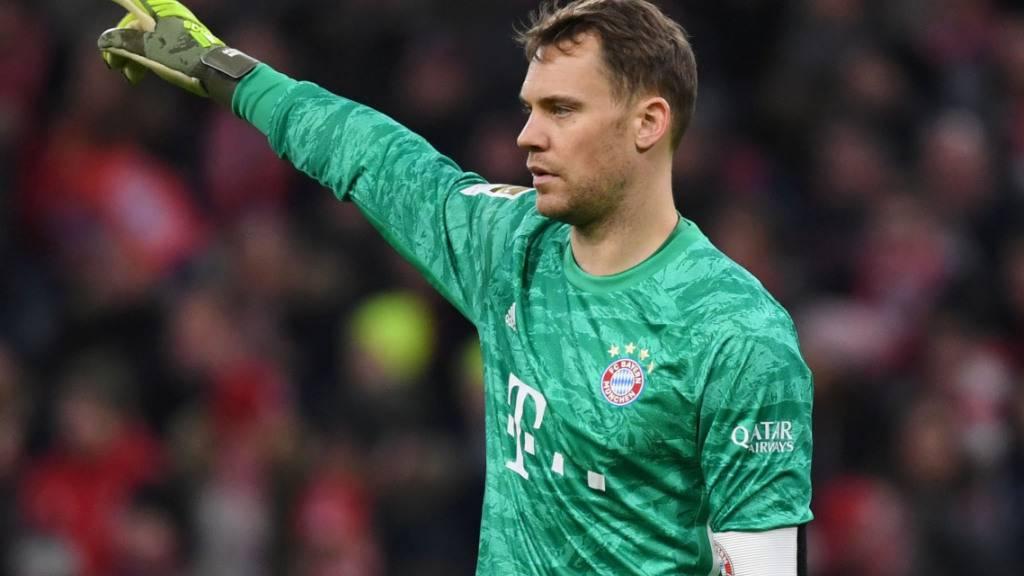 Manuel Neuer bleibt Bayern München treu