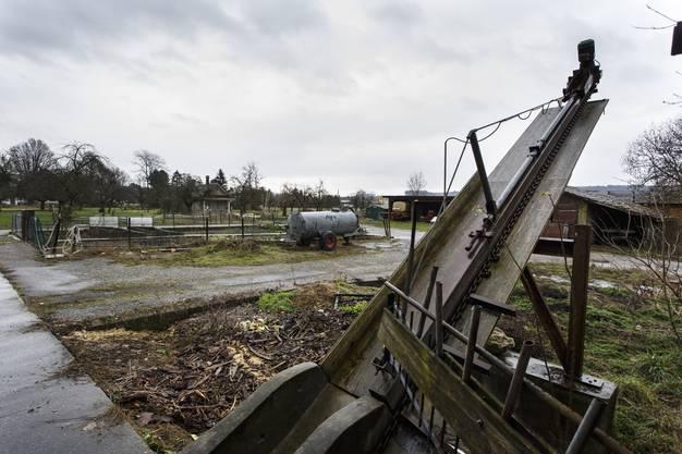 Das Areal gilt als «Filetstück» des ganzen Entwicklungsgebiets «Weitblick» auf den 17 Hektaren Land im Gebiet Obach, Mutten, Ober- und Unterhof.