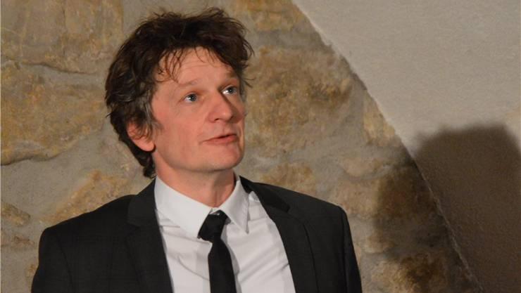 Christoph Simon in Gipf-Oberfrick.