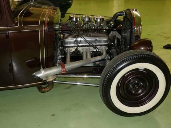 1930 kostete ein Modell A zwischen 385 und 570 US-Dollar.