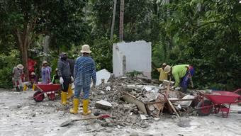«Switzerland first»: Bei Hilfsprojekten sollen nationale Organisationen den Vorzug erhalten. (Symbolbild)