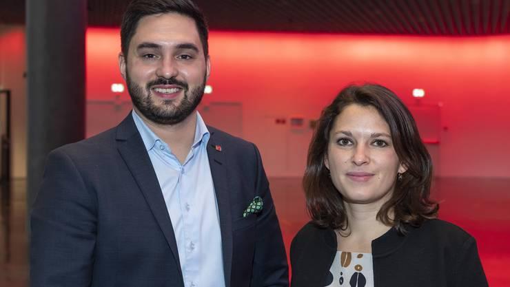Cédric Wermuth und Mattea Meyer fordern als SP-Copräsidium vom Bund eine neue Strategie im Kampf gegen die Folgen der Pandemie.
