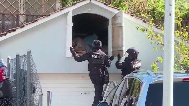 Polizei-Grosseinsatz in Solothurn